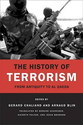 The History of Terrorism by Gerard Chaliand