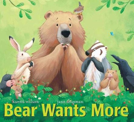 Bear Wants More by Chapman