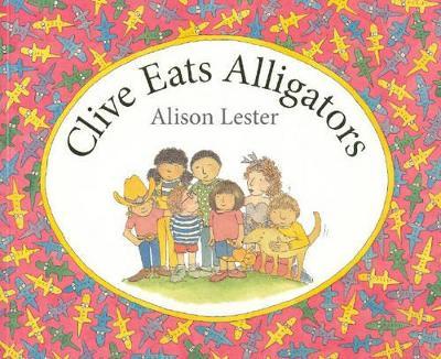 Clive Eats Alligators book
