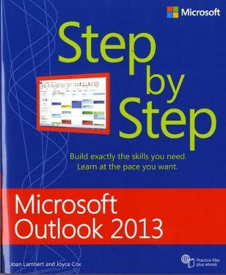 Microsoft Outlook 2013 Step by Step by Joan Lambert