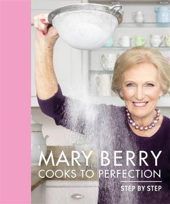 Mary Berry Cooks to Perfection book