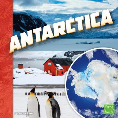 Antarctica by Christine Juarez