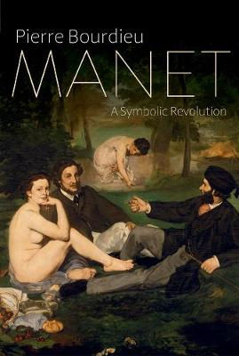 Manet by Pierre Bourdieu