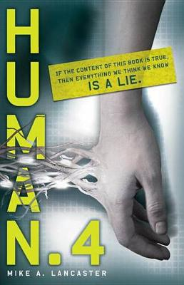 Human.4 by Mike A Lancaster