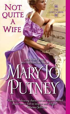 Not Quite A Wife by Mary Jo Putney