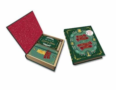 Charles Dickens: A Christmas Carol Deluxe Note Card Set (with Keepsake Book Box) by Insight Editions