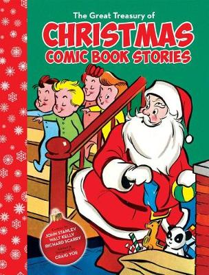 Great Treasury of Christmas Comic Book Stories by Craig Yoe