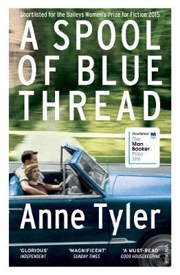 Spool of Blue Thread book