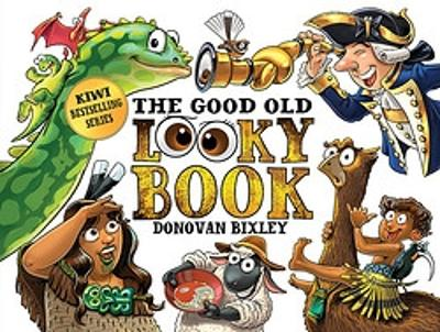 The Good Old Looky Book by Donovan Bixley