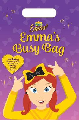 The Wiggles - Emma's Busy Bag book