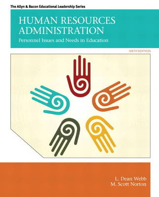 Human Resources Administration by L. Dean Webb