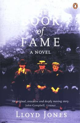 The Book Of Fame by Lloyd Jones