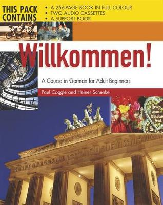 Willkommen! Complete Pack by Paul Coggle