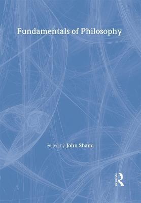 Fundamentals of Philosophy book