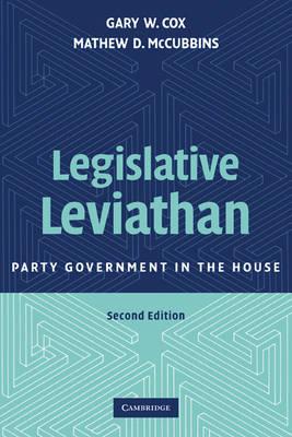 Legislative Leviathan book