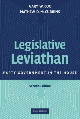 Legislative Leviathan book