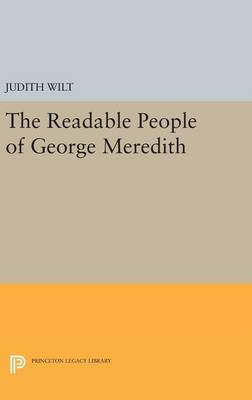 Readable People of George Meredith by Judith Wilt