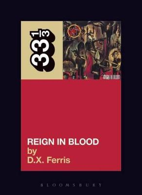 Slayer's Reign in Blood book