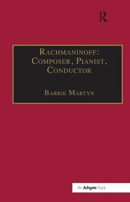 Rachmaninoff by Barrie Martyn