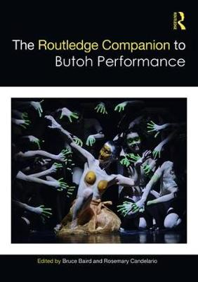 Routledge Companion to Butoh Performance book
