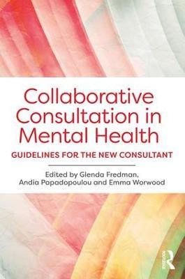 Collaborative Consultation in Mental Health book