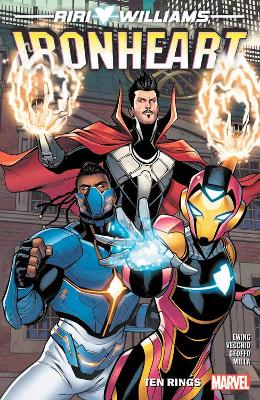 Ironheart Vol. 2 by Eve Ewing