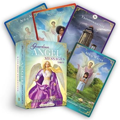 Guardian Angel Messages Tarot: A 78-Card Deck and Guidebook book