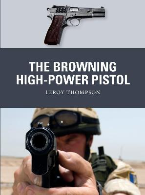 The Browning High-Power Pistol book