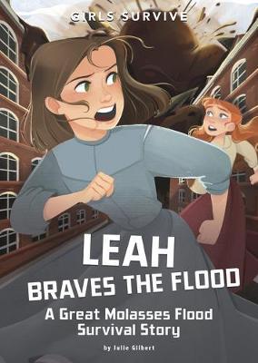 Leah Braves the Flood book