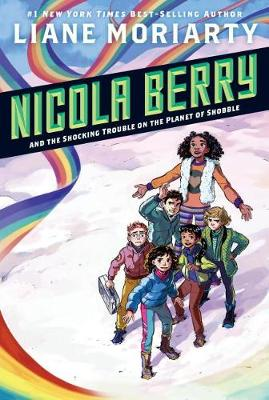 Nicola Berry and the Shocking Trouble on the Planet of Shobble #2 book