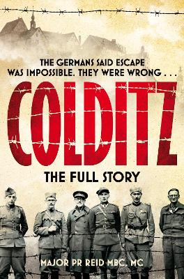 Colditz: The Full Story book
