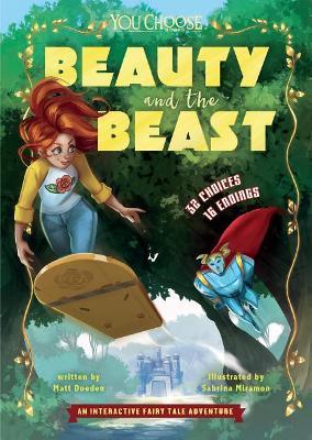 Beauty and the Beast by Matt Doeden