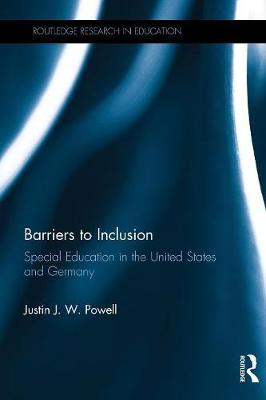 Barriers to Inclusion by Justin J. W. Powell