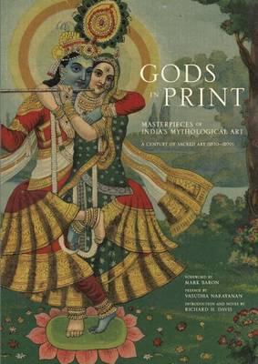 Gods In Print by Richard Davis