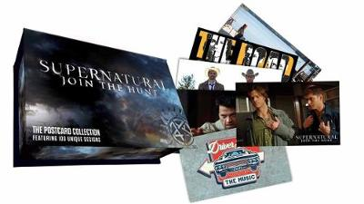 Supernatural: The Postcard Collection by Insight Editions