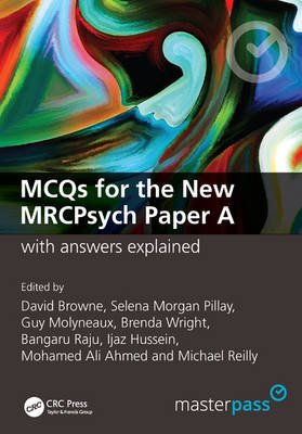 MCQs for the New MRCPsych Paper A with Answers Explained book