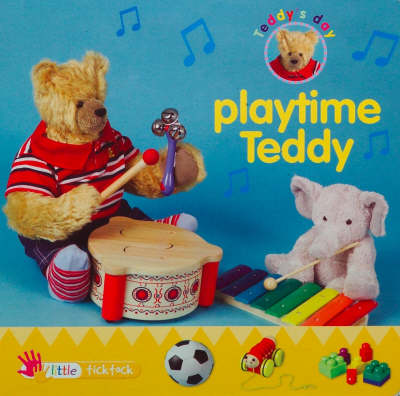 Playtime Teddy by null
