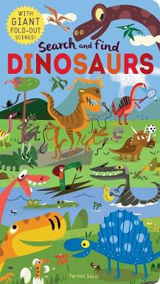 Search and Find: Dinosaurs by Libby Walden