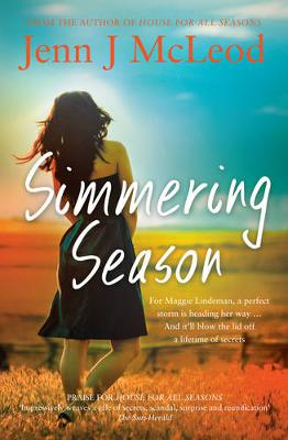 Seasons Collection: Simmering Season by Jenn J. McLeod
