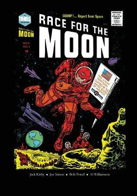 Race for the Moon by Jack Kirby