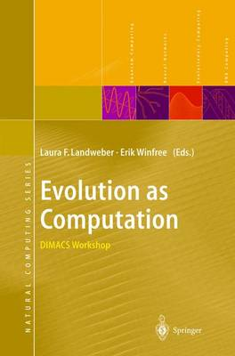 Evolution as Computation book