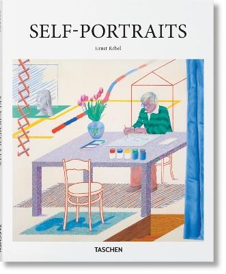 Self-Portraits by Ernst Rebel