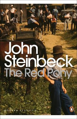 Red Pony by Mr John Steinbeck