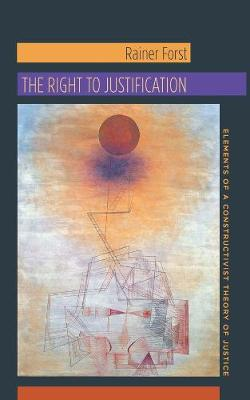 Right to Justification book
