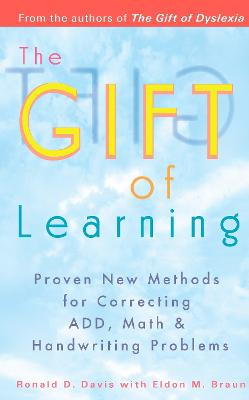 Gift of Learning by Ronald D. Davis