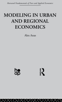 Modelling in Urban and Regional Economics book