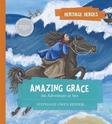 Amazing Grace by Stephanie Owen Reeder