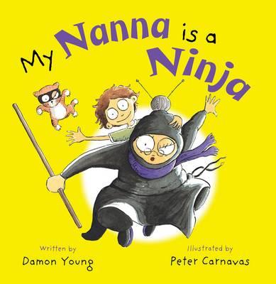 My Nanna is a Ninja book