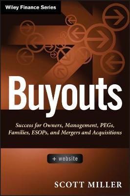 Buyouts by Scott D. Miller