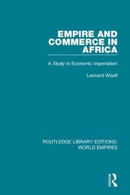 Empire and Commerce in Africa book